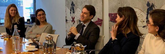 REDescubriendo a… Juan Ignacio de Guzmán, Responsable Global de Relaciones Externas y RSC de Prosegur