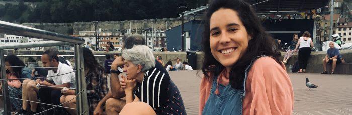 Amaia Iturri: «Uno debe ser capaz de ver lo que necesita, así el trabajo se convierte en pasión»